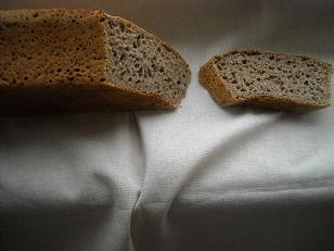 huis brood zout